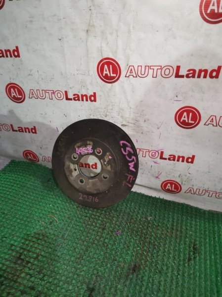 Диск тормозной Mitsubishi Lancer CS5W передний