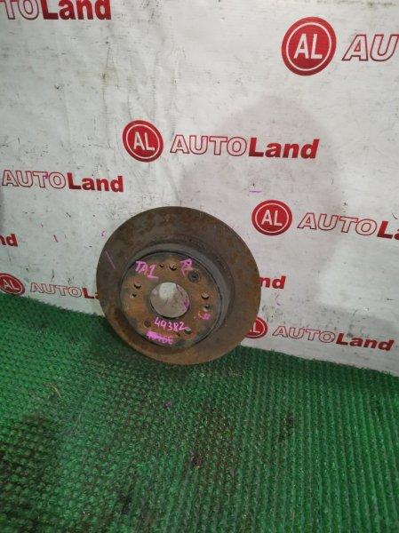 Диск тормозной Honda Avancier TA1 задний