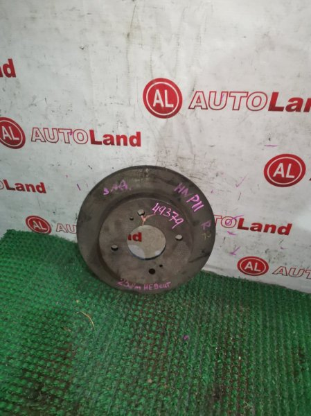 Диск тормозной Nissan Primera P11 задний
