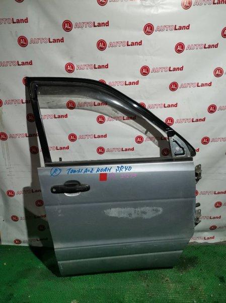 Дверь Toyota Noah SR40 передняя правая