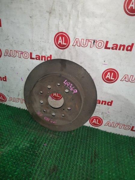 Диск тормозной Toyota Aristo JZS161 задний
