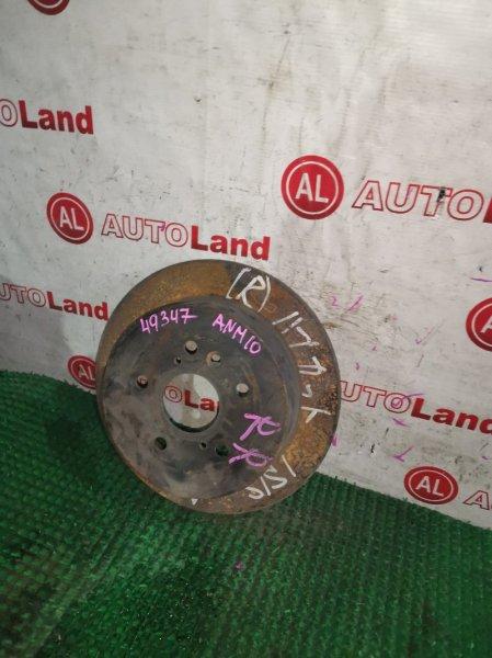 Диск тормозной Toyota Isis ANM10 задний