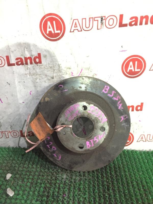 Тормозной диск Mazda Familia BJ5W задний
