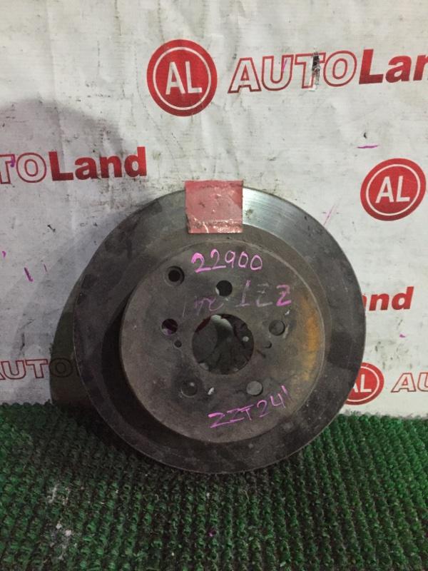 Тормозной диск Toyota Caldina AZT241 задний