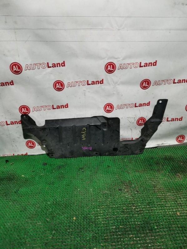 Защита двигателя Mitsubishi Lancer CY4A