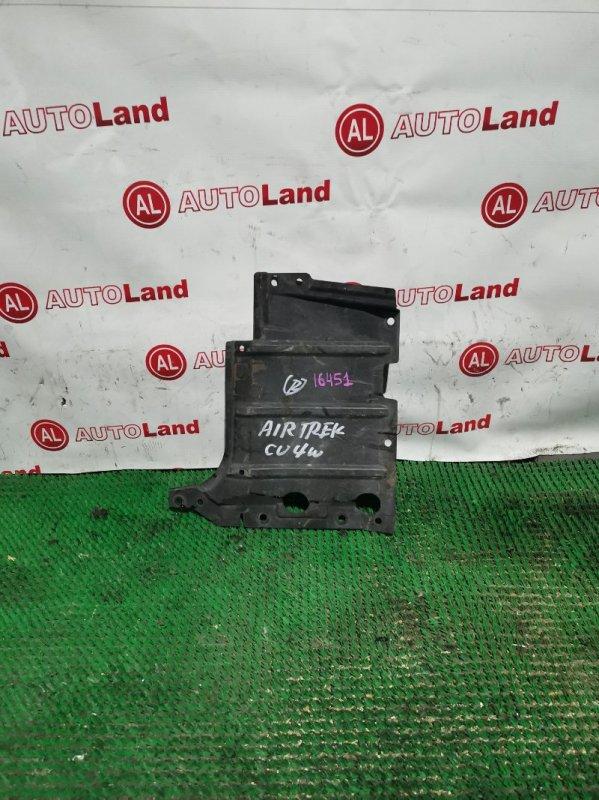 Защита двигателя Mitsubishi Airtrek CU4W передняя