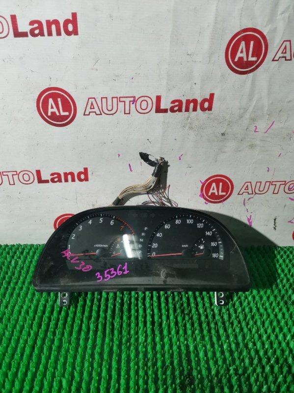 Щиток приборов Toyota Camry ACV30