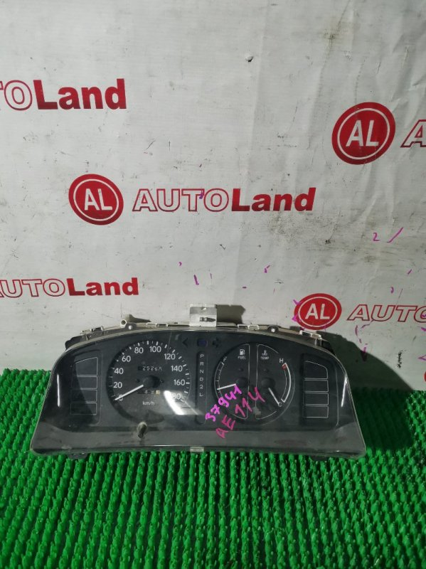 Щиток приборов Toyota Corolla AE114