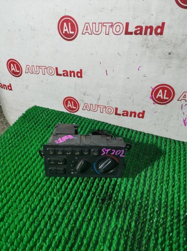 Блок управления климат контроля Toyota Celica ST202