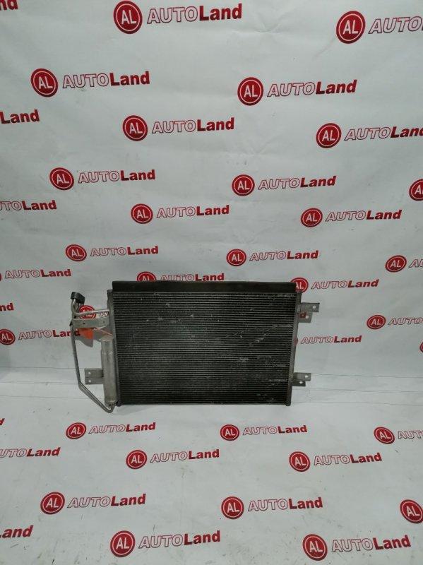 Радиатор кондиционера Mitsubishi Colt Z23W