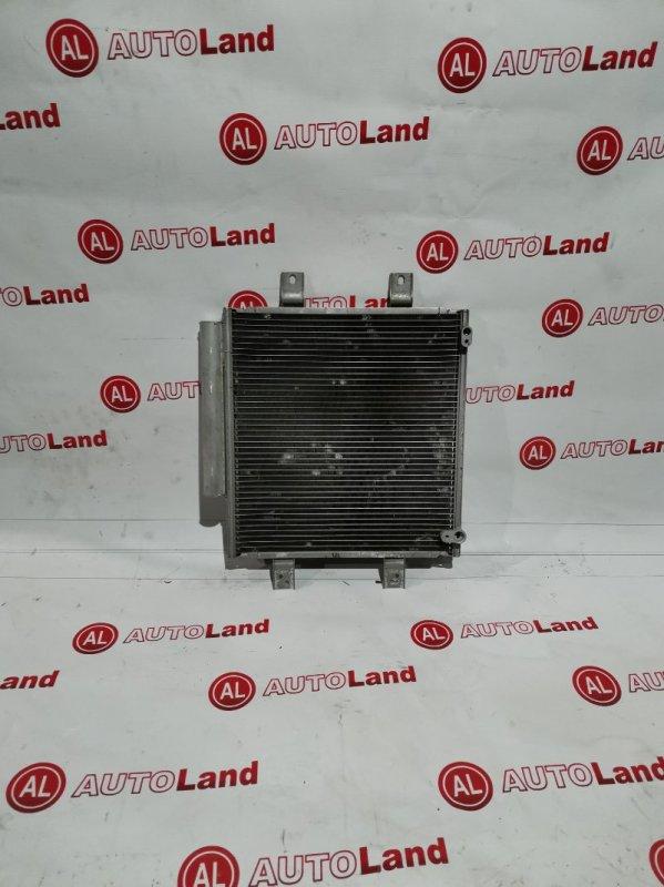 Радиатор кондиционера Toyota Funcargo NCP21