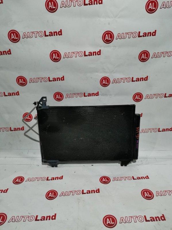 Радиатор кондиционера Toyota Vitz KSP90