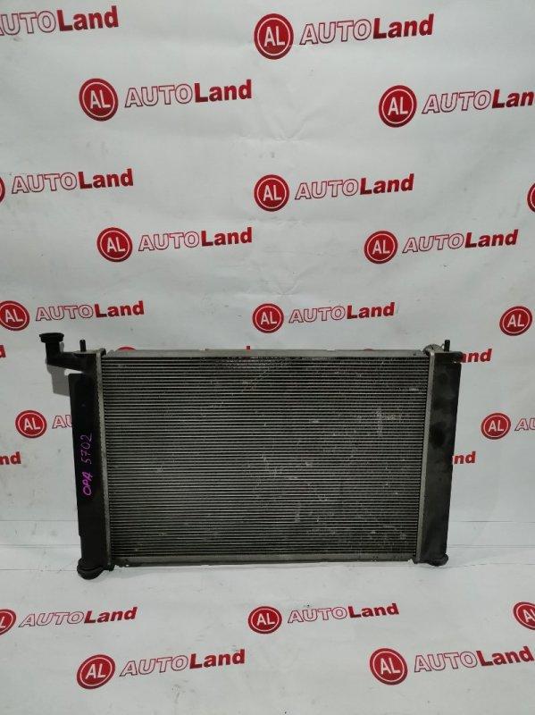 Радиатор основной Toyota Opa ZCT10