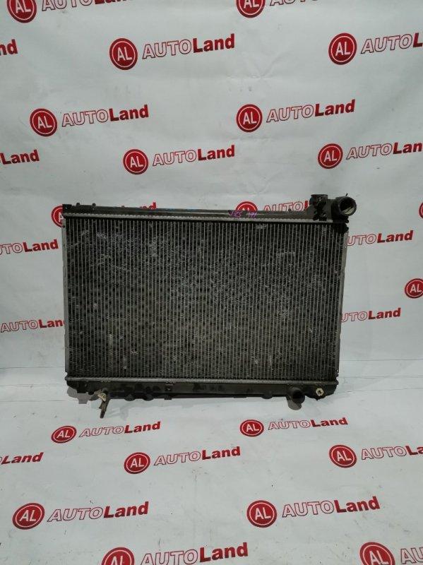 Радиатор основной Toyota Crown GS171 1G-FE