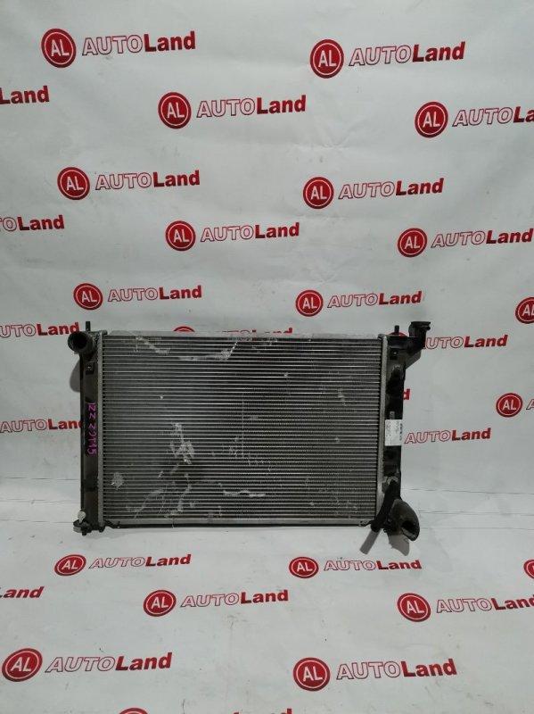 Радиатор основной Toyota Opa ZCT15 1ZZ