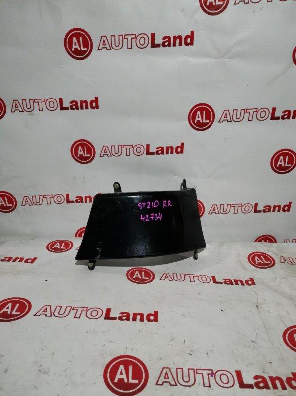 Ресничка Toyota Caldina ST210 задняя правая