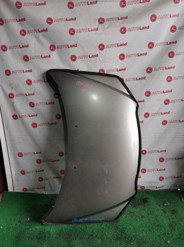 Капот Mazda Mpv LW3W
