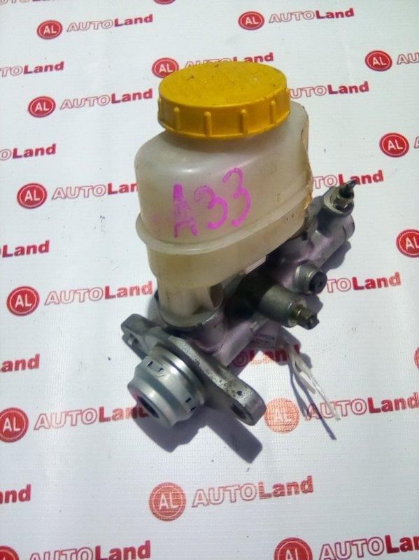 Главный тормозной цилиндр Nissan Cefiro A33