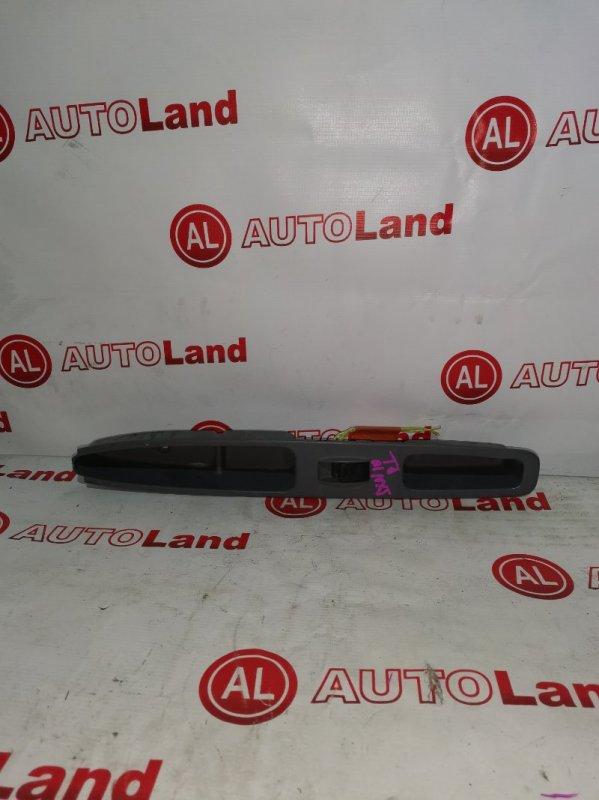 Блок управления стеклоподьемника Toyota Nadia SXN10 задний левый