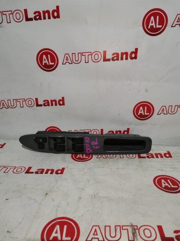 Блок управления стеклоподьемника Toyota Nadia SXN10 передний правый
