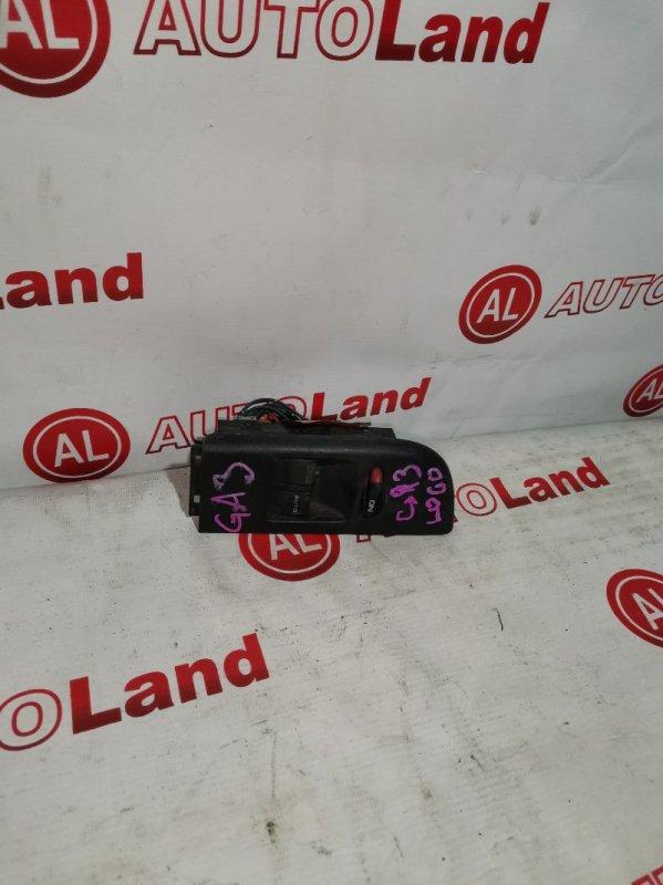 Блок управления стеклоподьемника Honda Logo GA3 передний правый