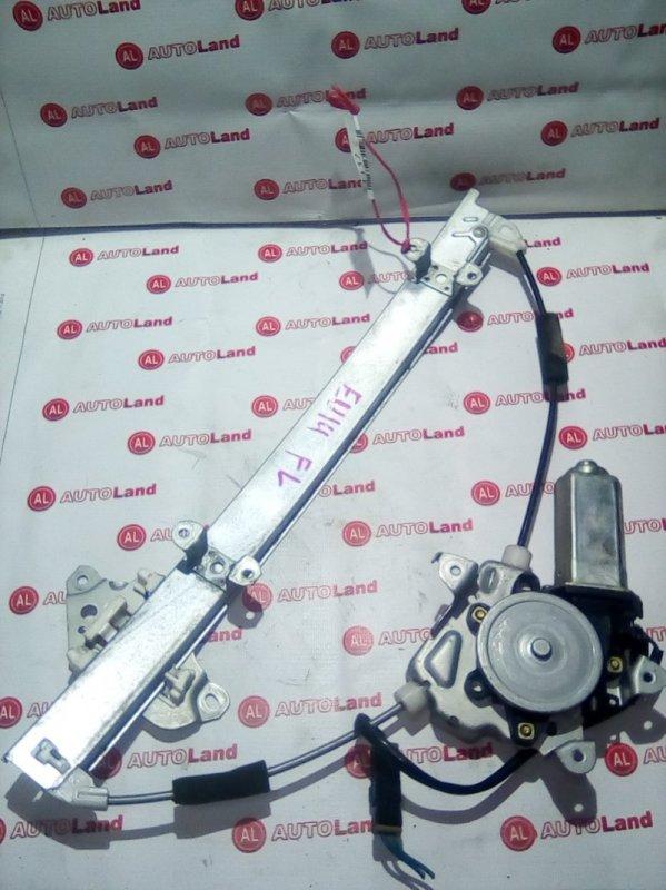 Стеклоподъемник Nissan Bluebird U14 передний левый
