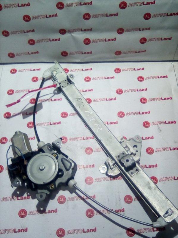 Стеклоподъемник Nissan Primera P12 задний правый