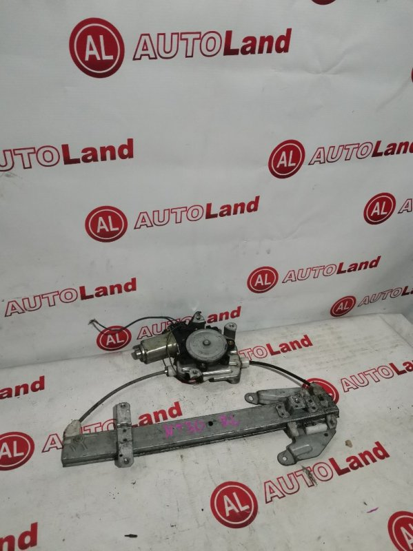 Стеклоподъемник Nissan X-Trail NT30 задний левый
