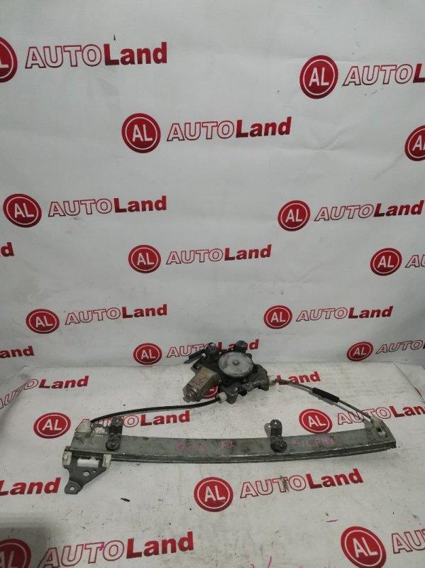 Стеклоподъемник Nissan Bluebird Sylphy QG10 передний левый