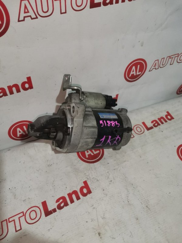 Стартер Toyota Vitz KSP90 1KR-FE