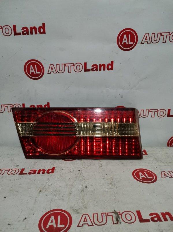Вставка в крышку багажника Toyota Vista ZZV50 1ZZ-FE левая