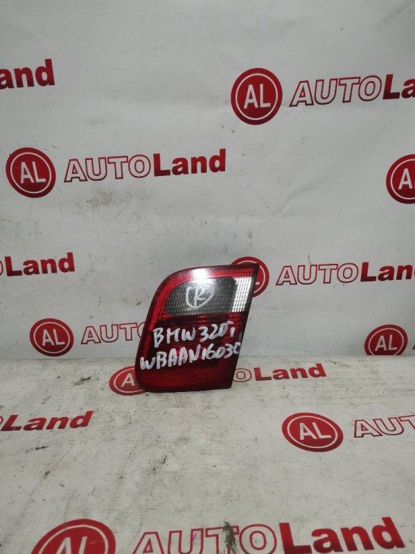 Вставка в крышку багажника Bmw 318 E46 задняя правая
