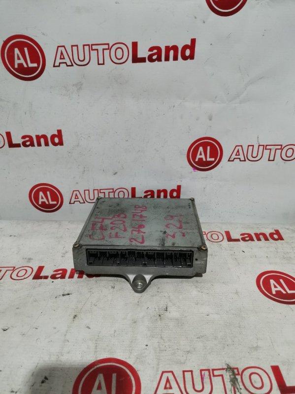 Блок управления двс Honda Accord B20B