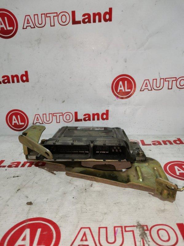 Блок управления двс Nissan Murano PNZ50