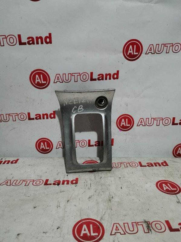 Консоль селектора акпп Toyota Corolla Spacio NZE121