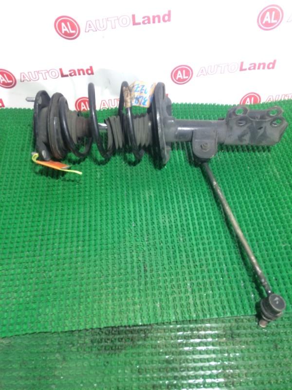 Стойка Toyota Blade AZE156 передняя правая
