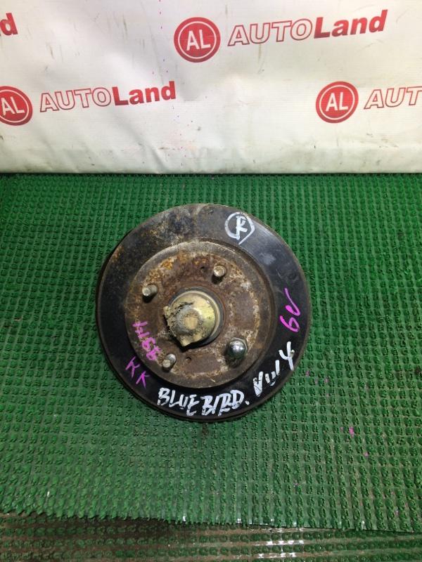 Ступица Nissan Bluebird HU14 задняя правая