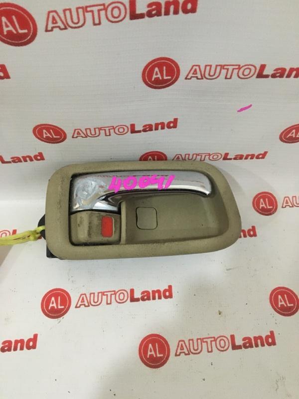 Ручка двери внутреняя Toyota Corolla Spacio AE111