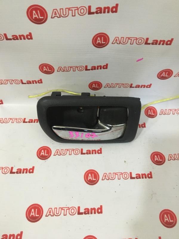 Ручка двери внутреняя Toyota Carina AT211 задняя правая