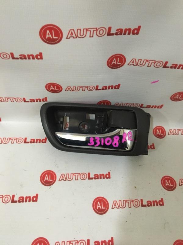 Ручка двери внутреняя Toyota Allion NZT240 задняя правая