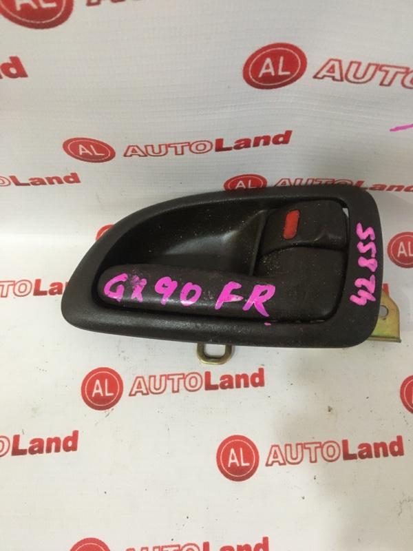 Ручка открывания багажника Toyota Mark Ii GX90 передняя правая