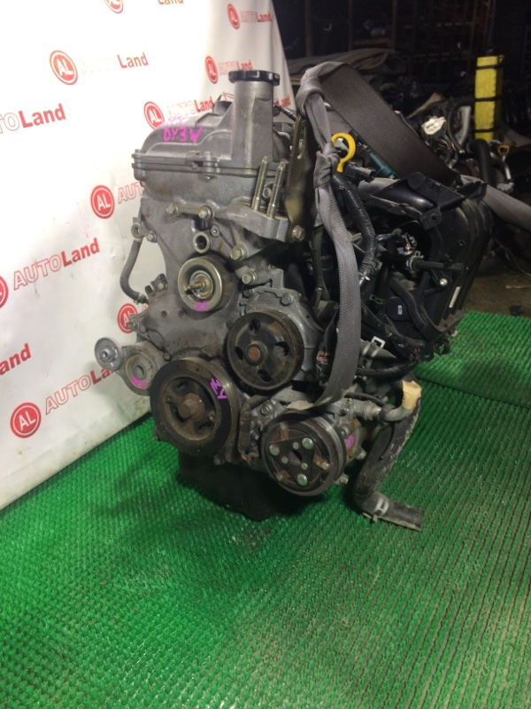 Двигатель Mazda Demio DY5W ZY