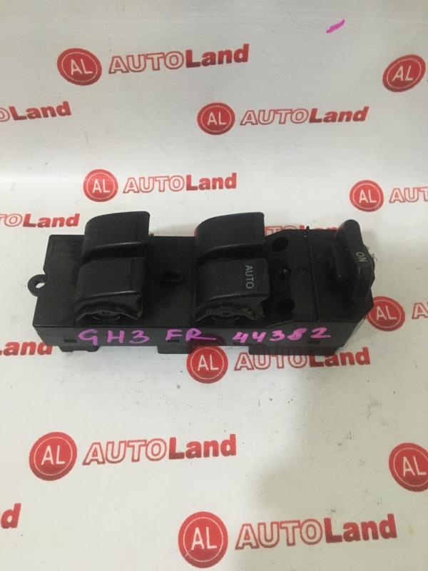 Блок управления стеклоподьемника Honda Hr-V GH3 передний правый