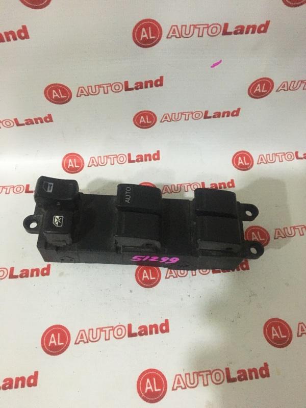 Блок управления стеклоподьемника Nissan Bluebird U14 передний правый