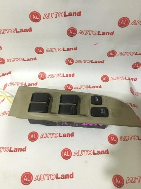 Блок управления стеклоподьемника Nissan Sunny FB15 передний правый
