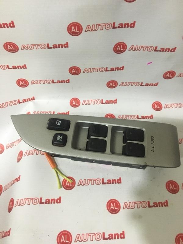 Блок управления стеклоподьемника Toyota Harrier ACU30 передний правый