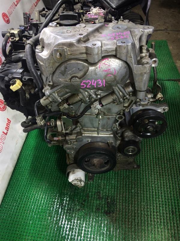 Двигатель Nissan X-Trail NT32 QR25DE
