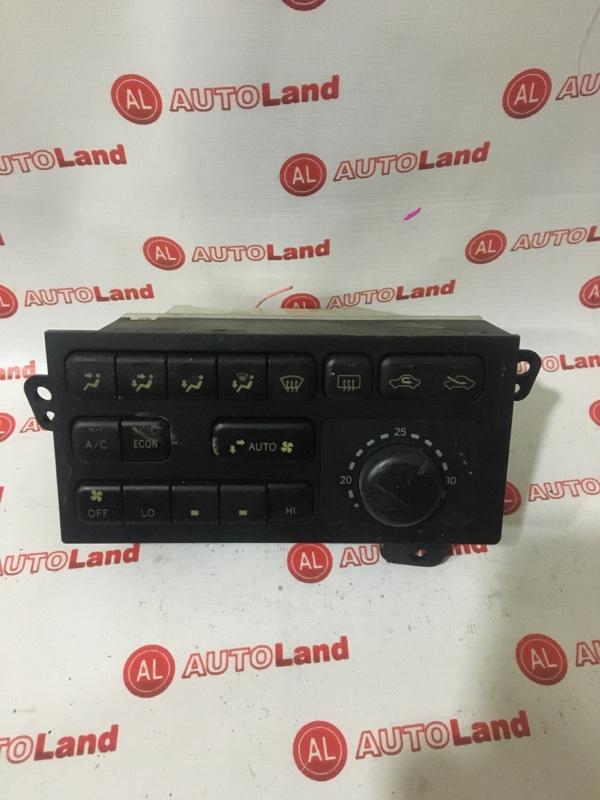 Блок управления климат контроля Toyota Carina Ed ST202