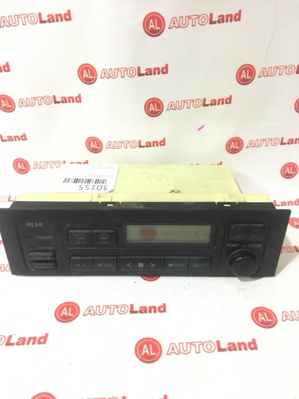 Блок управления климат контроля Toyota Grand Hiace VCH10