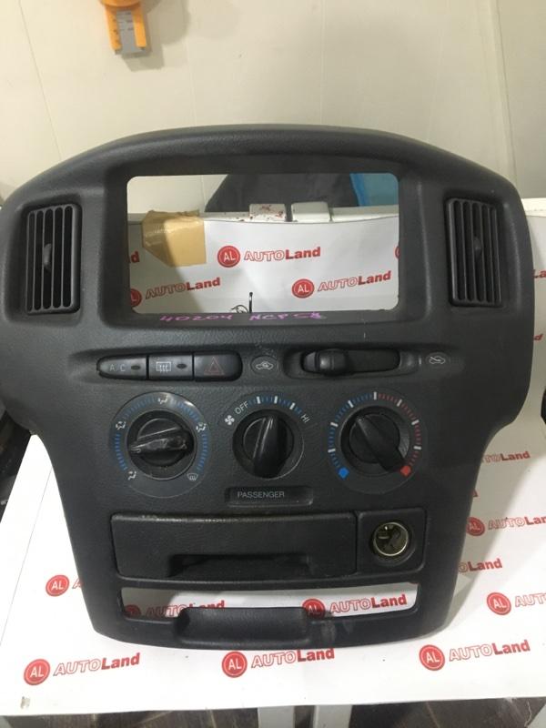 Блок управления климат контроля Toyota Probox NCP58